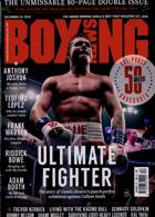 Boxing News Magazine Issue 52