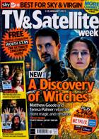Tv & Satellite Week  Magazine Issue 02/01/2021