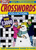 Take A Break Crossword Collection Magazine Issue NO 1