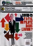 Courrier International Magazine Issue NO 1579