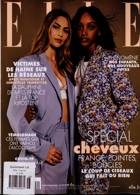 Elle French Weekly Magazine Issue NO 3918