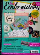 Love Embroidery Magazine Issue NO 10