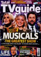 Total Tv Guide England Magazine Issue NO 6