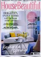 House Beautiful  Magazine Issue MAR 21