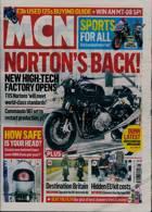 Motorcycle News Magazine Issue 03/02/2021