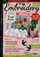 Love Embroidery Magazine Issue NO 9