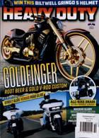 Heavy Duty Magazine Issue NO 172