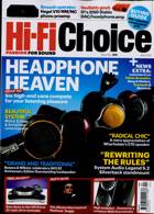 Hi Fi Choice Magazine Issue APR 21