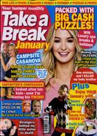 Take A Break Monthly Magazine Issue JAN 21