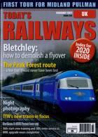 Todays Railways Uk Magazine Issue FEB 21