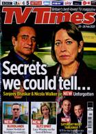 Tv Times England Magazine Issue 20/02/2021