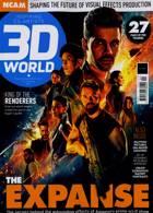 3D World Magazine Issue APR 21
