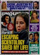 National Enquirer Magazine Issue 01/03/2021