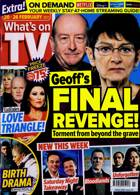 Whats On Tv England Magazine Issue 20/02/2021
