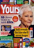 Yours Magazine Issue 29/12/2020