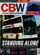 Coach And Bus Week Magazine Issue NO 1456