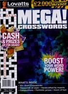 Lovatts Mega Crosswords Magazine Issue NO 71