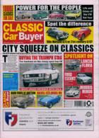 Classic Car Buyer Magazine Issue 24/02/2021