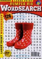 Bumper Big Wordsearch Magazine Issue NO 226