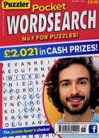 Puzzler Pocket Wordsearch Magazine Issue NO 446