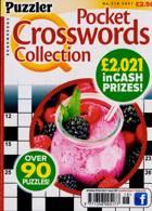 Puzzler Q Pock Crosswords Magazine Issue NO 218