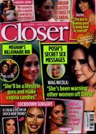 Closer Magazine Issue 53