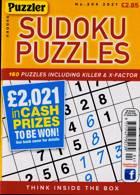 Puzzler Sudoku Puzzles Magazine Issue NO 204