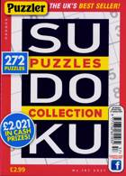 Puzzler Sudoku Puzzle Collection Magazine Issue NO 157