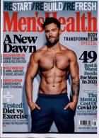 Mens Health Travel Size Magazine Issue 01