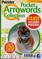 Puzzler Q Pock Arrowords C Magazine Issue 46