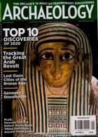 Archaeology Magazine Issue JAN-FEB