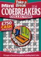 Tab Mini Codebreakers Coll Magazine Issue NO 124