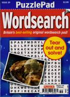Puzzlelife Ppad Wordsearch Magazine Issue NO 59