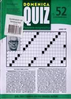 Domenica Quiz Magazine Issue 52
