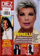 Diez Minutos Magazine Issue 18