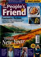 Peoples Friend Magazine Issue 02/01/2021