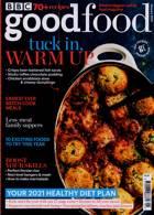 Bbc Good Food Magazine Issue JAN 21