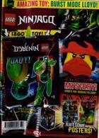 Lego Ninjago Magazine Issue NO 72