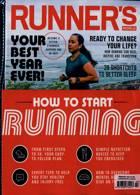 Runners World Magazine Issue FEB 21