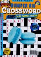 Bumper Big Crossword Magazine Issue NO 141