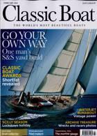 Classic Boat Magazine Issue FEB 21
