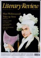 Literary Review Magazine Issue FEB 21