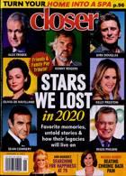 Closer Usa Magazine Issue 01