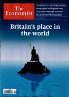 Economist Magazine Issue 19/12/2020