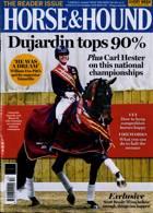 Horse And Hound Magazine Issue 31/12/2020