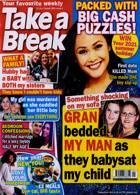 Take A Break Magazine Issue NO 1