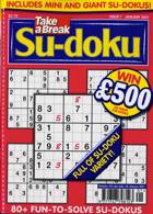 Take A Break Sudoku Magazine Issue No 1