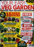 Your Easy Veg Garden Magazine Issue 2021