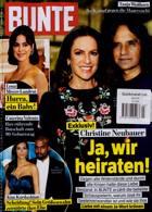 Bunte Illustrierte Magazine Issue NO 3