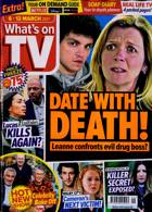 Whats On Tv England Magazine Issue 06/03/2021